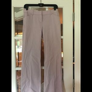 New body by Victoria lilac dress pants sz 2